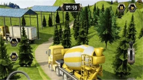 欧洲卡车停车传奇游戏下载