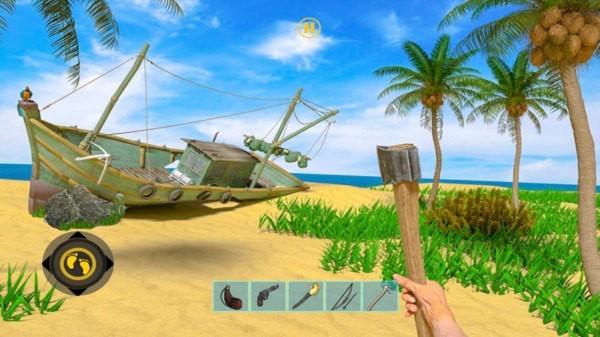 木筏荒野方舟