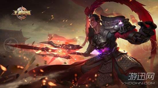 王者荣耀新版本吕布玩法 新晋顶级边路战士