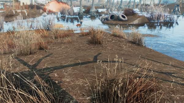《辐射4》新版自然景观MOD 4K高清材质风景更真实