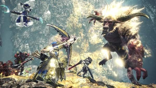 PS4《怪猎世界》冰原免费更新现已上线 挑战极限狩猎
