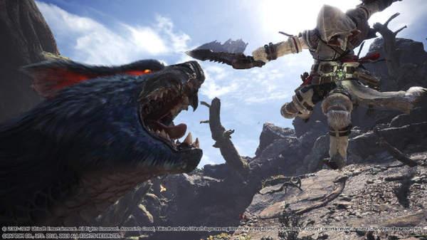 "PS4《怪猎世界》冰原任务预告 强化装备""刺客衣装"""