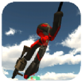 火柴人绳索英雄2无限金币破解版下载(Stickman Rope Hero 2)1.1