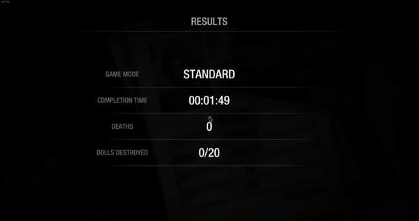 《生化危机3:重制版》Demo速通演示 耗时1分49秒