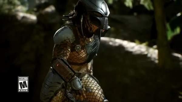 《铁血战士:狩猎场》实机预告 能力与外观自定义展示