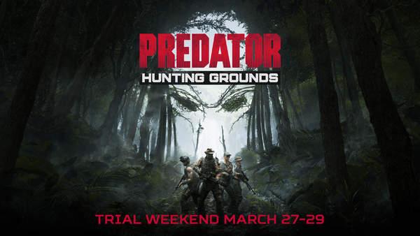 《铁血战士:狩猎场》试玩版上架Epic 支持跨平台联机