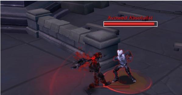 《魔兽世界》9.0战士盟约技能判罪展示