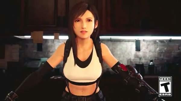 《最终幻想7:重制版》角色宣传片 蒂法爱丽丝双娇出镜
