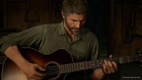 《美国末日2》乔尔会扮演重要角色 剧情会挑战玩家看法