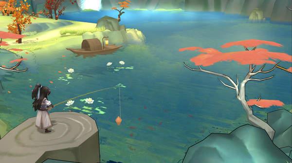 模拟经营《一方灵田》将登陆PS4/NS 主机版细节待公布