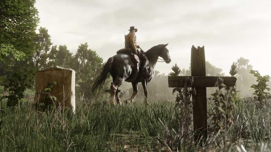 荒野大镖客救赎2中文完整免费内购破解版(Red Dead Redemption2)图片1