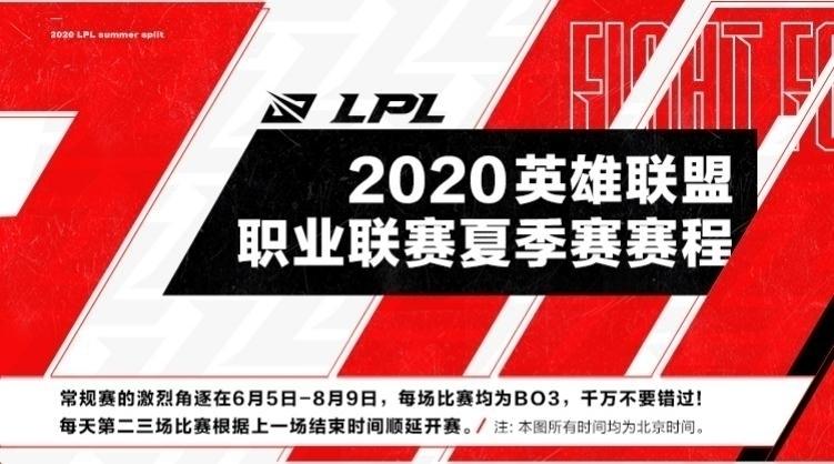 《LOL》2020LPL夏季赛6月26日RWvsWE比赛视频