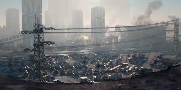 《赛博2077》城区介绍 见证兴衰的工业试验场圣多明戈