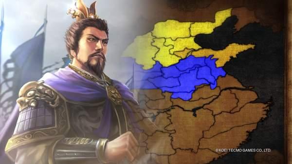 《三国志14》DLC河北争乱片头动画 霸主之争即将打响