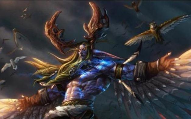 《魔兽世界怀旧服》德鲁伊野德神像一览