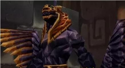 《魔兽世界怀旧服》安其拉废墟莫阿姆介绍