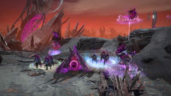 """《奇迹时代:星陨》新DLC""""入侵""""预告 险恶蜥蜴来袭"""