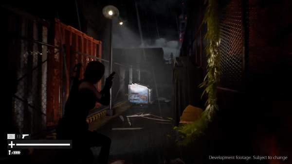 《恐龙危机》虚幻4重制版实机演示 红发女主开枪杀恐龙