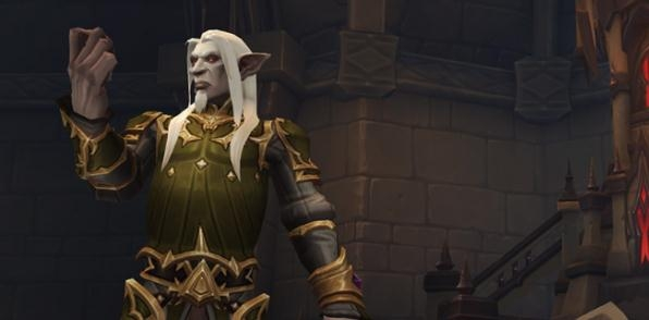 《魔兽世界怀旧服》暴风城中级裁缝位置介绍