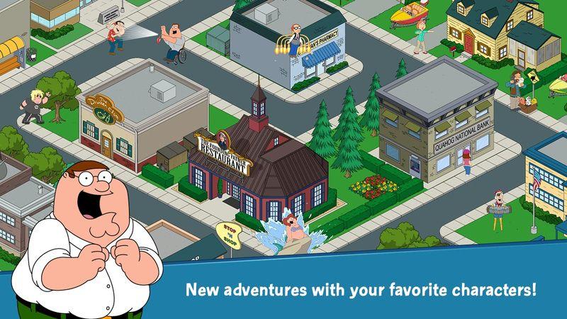 恶搞之家游戏下载最新版图片2