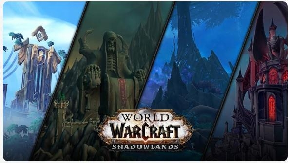 《魔兽世界》9.0暗影国度奖励坐骑投票
