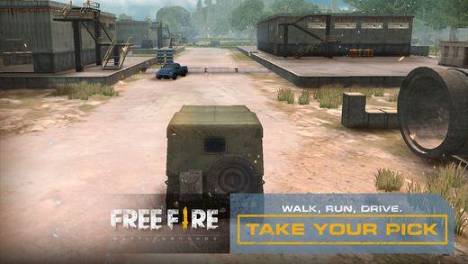 自由之火大逃杀游戏手机版下载(Free Fire Battle Royale)图片2