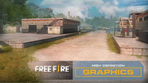 自由之火大逃杀游戏手机版下载(Free Fire Battle Royale)图片1