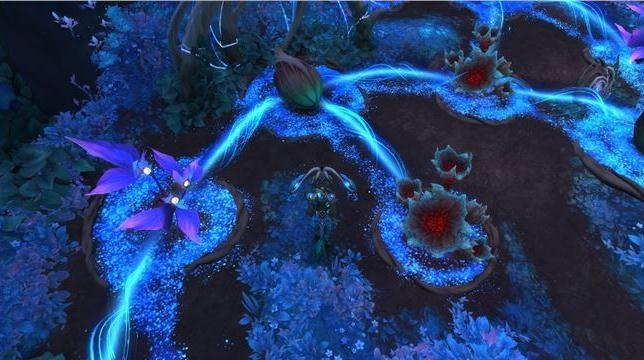 《魔兽世界》9.0女王的温室种菜玩法全攻略