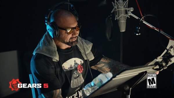 《战争机器5》更新预告 聚焦巴蒂萨塔的幕后工作内容