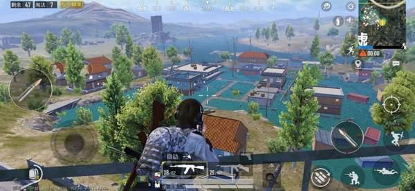 和平精英海岛地图废墟怎么玩 地图废墟攻略