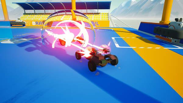 《组装车间》1月26日推出正式版 机器人题材搭建游戏