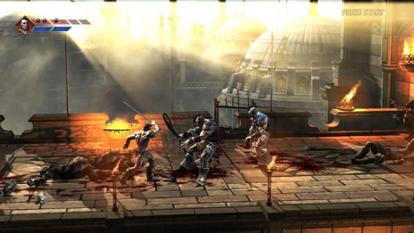 世嘉推出《战斧》开发原型版本 游戏描述引开发者不满