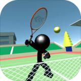 火柴人3D网球安卓版 v1.05
