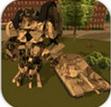沙漠型主战坦克变形机器人安卓版 v1.0