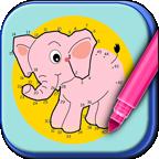 动物连线儿童画画游戏安卓版 v1.0