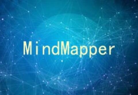 MindMapper切换窗口的简单操作