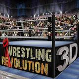 摔跤革命3D安卓版 v1.650