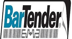 BarTender批量打印嵌入图片二维码的操作教程